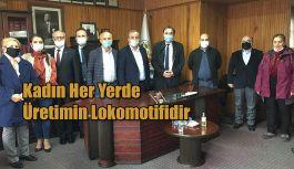 KADIN GİRİŞİMCİLER BU DEFA ARHAVİ'DE TOPLANDI