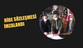 KOOP-DES PROJESİ KAPSAMINDA HİBE SÖZLEŞMELERİ İMZALANDI