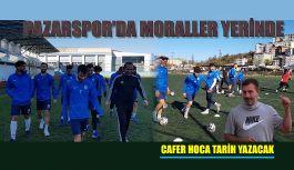Cafer Hoca: Pazarspor 'da Tarih Yazmaya Hazırlanıyor