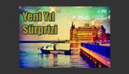 PTT'DEN YENİ YILA ÖZEL İNDİRİM