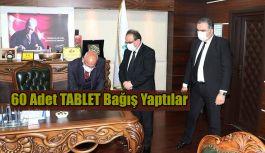 TSO'DAN 'TABLETİN BENDEN' KAMPANYASINA DESTEK