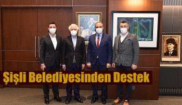 BELEDİYE BAŞKANI İSTANBUL'DA
