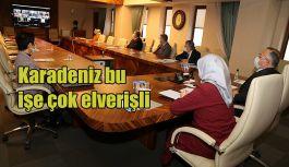 Kadın Kooperatifleri Doğu Karadeniz Bölge Buluşması Gerçekleştirildi