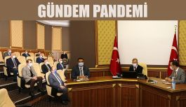 GÜNDEM PANDEMİ