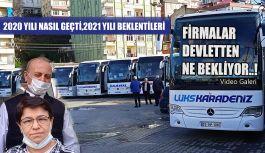Otobüs İşletmecileri Sıkıntı İçinde...