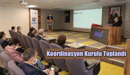 2021 Yılı II. Dönem İl Koordinasyon Kurulu Toplantısı Yapıldı
