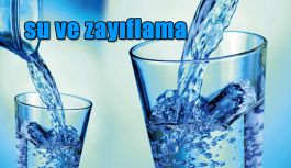 Su İçmek Zayıflatır Mı?
