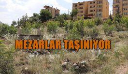 """""""MEZARLAR DSİ TARAFINDAN TAŞINACAK"""""""
