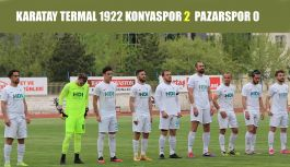 Pazarspor; sezonu 2-0 mağlup tamamladı