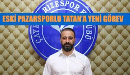 Fahri Tatan'a yeni görev