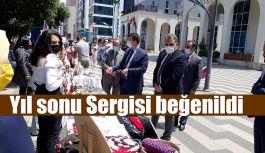 YILSONU SERGİSİ BEĞENİLDİ