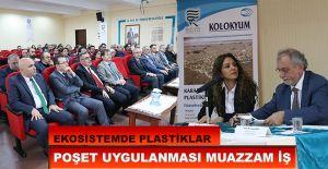 """RTEÜ'de """"Karadeniz Ekosisteminde Plastikler"""" Kolokyumu Gerçekleştirildi"""