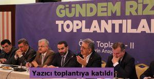 GÜNDEM RİZE 2. ÖNCÜ TOPLANTISI GERÇEKLEŞTİRİLDİ