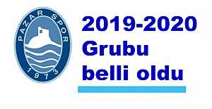 Pazarspor 2019-2020 sezonunda Rakipleri belli oldu