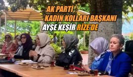 Ak Parti Genel Merkez Kadın Kolları Başkanı...