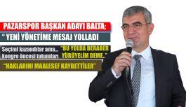 Av Şafak Balta; Kongre süreci ile ilgili...