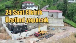 ELEKTRİK SANTRALİ PROJESİNİN SONUNA...
