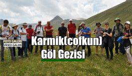 Kaçkarların en gizemli gölü; Karmik...
