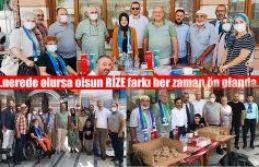 İstanbul'da Rizeliler Etkinliği