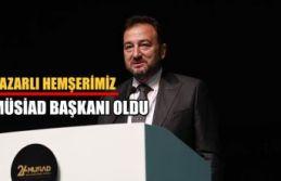 MÜSİAD'ın Başkanlığına Mahmut ASMALI Seçildi
