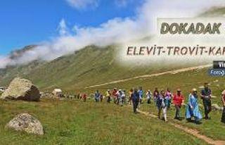 DOKADAK Kulübü, Elevit ve Trovit, Karmik yaylalarına...