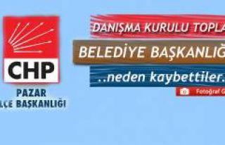 CHP Pazar'da Seçimi neden kaybetti