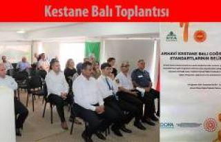 KESTANE BALI COĞRAFİ İŞARETİ STANDARTLARI EĞİTİM...