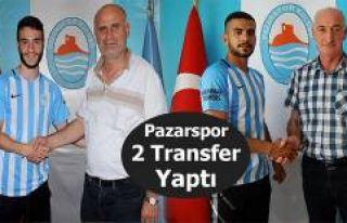 Mehmet ve Hüseyin ile Sözleşme İmzalandı