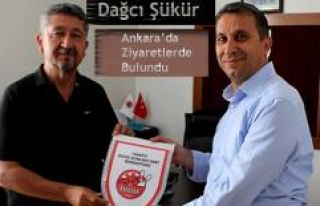Rıdvan Şükür, Bocce, Bowling ve Dart Federasyonu'nun...