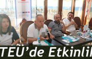 RTEÜ Koordinatörlüğünde Ulusal Bilgilendirme...