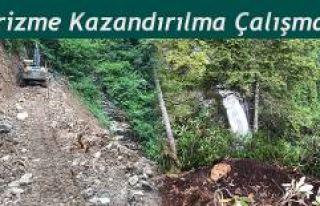 SALMA ŞELALERİNİN TURİZME KAZANDIRILMASI PROJESİ