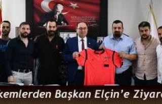 TÜRKİYE FAAL FUTBOL HAKEMLERİ DERNEĞİ ARTVİN...