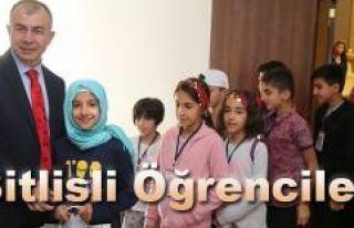 Biz Anadolu'yuz Projesi kapsamında Bitlis'li...