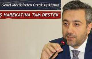 MEHMEHTÇİK'E, İL GENEL MECLİSİ'NDEN DESTEK