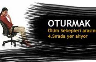 ÖLÜM SEBEPLERİ ARASINDA 4. SIRADA!