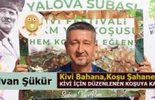 Rıdvan Şükür, Kivi koşusuna katıldı