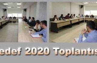 TRSM İl Koordinasyon Kurulu Toplantısı Düzenlendi