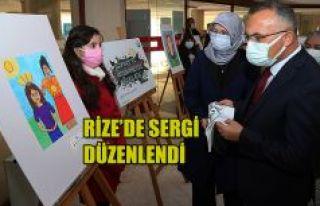 Mevlana Haftası Kapsamında Resim ve Grafiti Sergisi...
