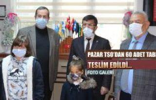 PAZAR TSO'DAN TABLET KAMPANYASINA DESTEK