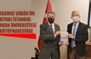 Tarihçi Rıdvan Şükür, Okan üniversitesinin misafiri...