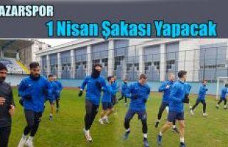 Pazarspor Cafer Aydın'lı Elazığ'a 1 Nisan...