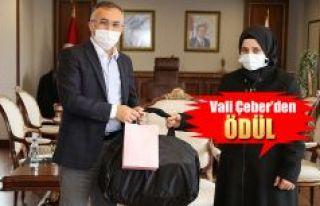 Türkiye 3.süne Ödül