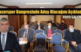 """Av. İhsan Şafak Balta; """"Pazarspor'u Profesyonel..."""