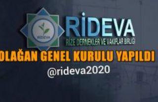 İstanbul'da Olağan 1.Olağan Kongre