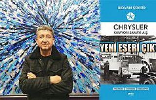 """Tarihçi Şükür'ün yeni kitabı: """"Chrysler..."""