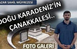 Doğu Karadeniz'in Çanakkale'si Pazar Şehitlik...