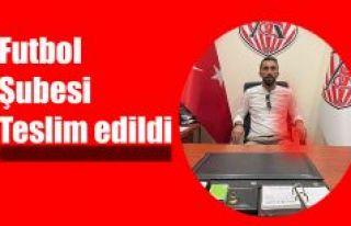FUTBOL ŞUBESİ YÜCEL USTABAŞ'A EMANET