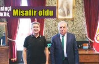 Tarihçi Rıdvan Şükür, Galatasaray Lisesi müdürünün...