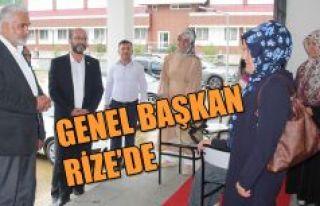 HÜDA PAR Genel Başkanı Yapıcıoğlu selin vurduğu...