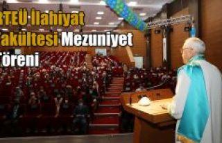 İlahiyat Fakültesi 2020-2021 Akademik Yılı Mezuniyet...